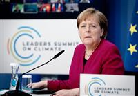 ドイツ、45年に温室ガスゼロ 閣議決定、目標5年前倒し