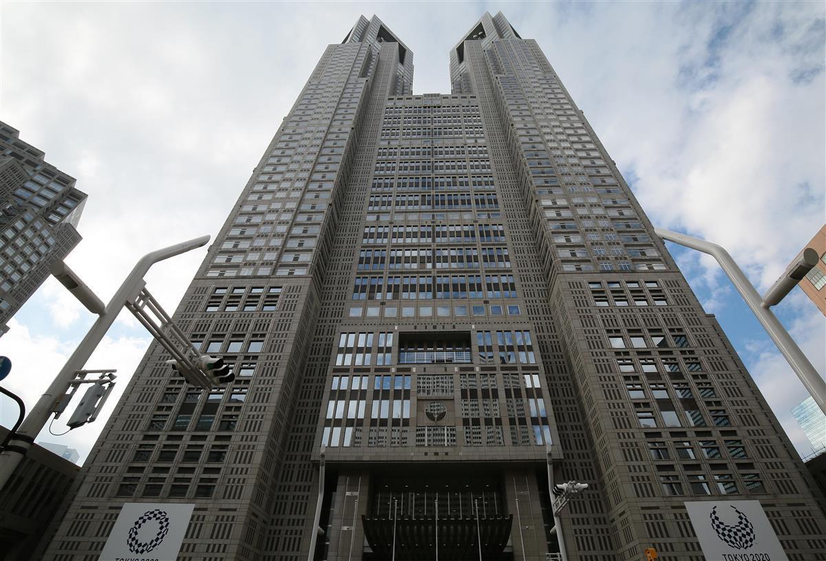 新型コロナ、東京で854人感染