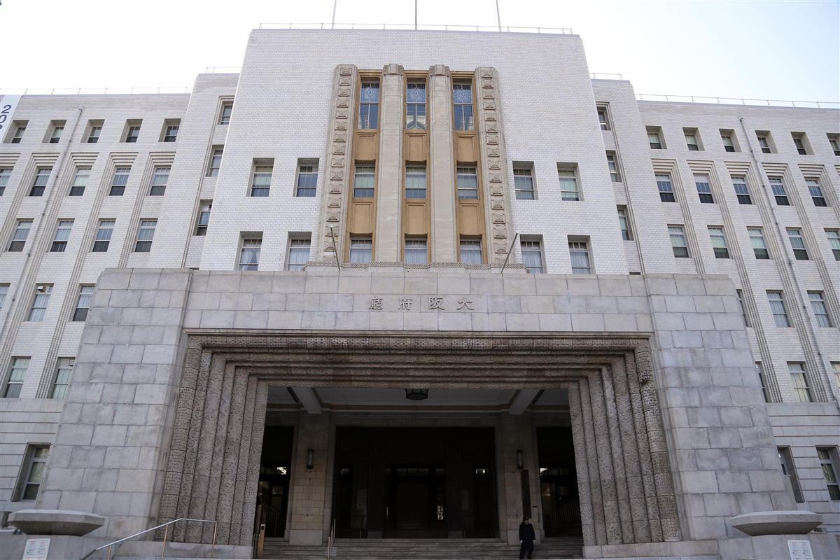 大阪初のインド変異株 感染者は40代男性