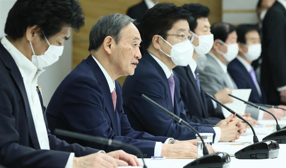北海道、岡山、広島に緊急事態宣言 政府が方針転換 初の諮問差…