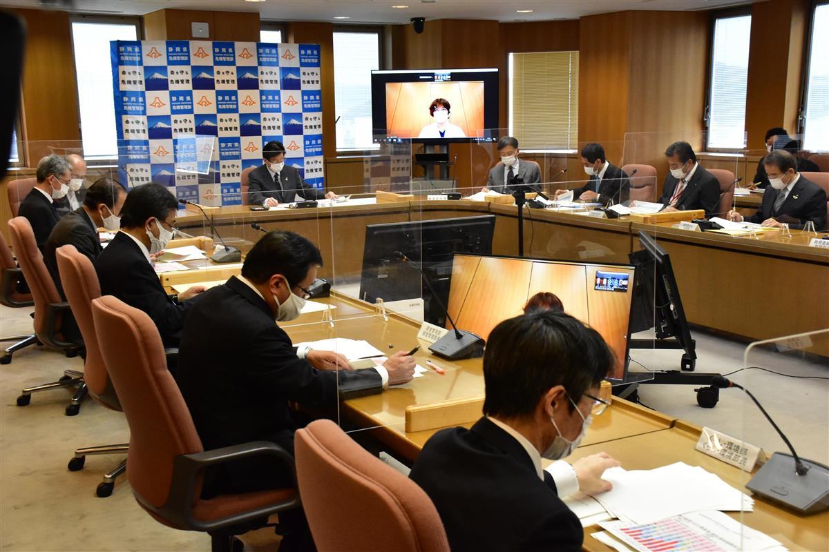 静岡県3カ月ぶりステージ「3」 変異株9割に 「蔓防」慎重も…