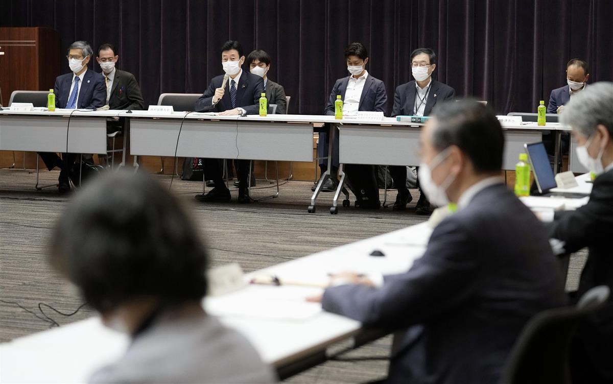 群馬、石川、岡山、広島、熊本への蔓延防止追加 政府、分科会に…