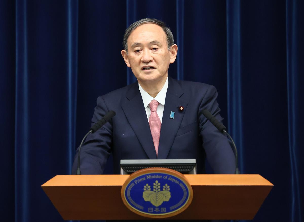 【菅首相記者会見詳報】(5)「医療用酸素、供給量は十分確保」