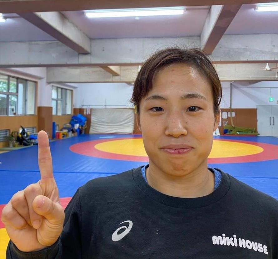 【リレートークON&OFF】姉と一緒にパリ五輪へ レスリング…