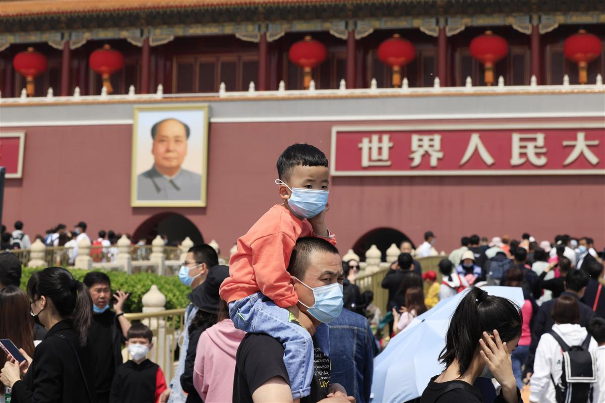 【北京春秋】首都の厳しい防疫対策