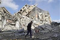 ガザ空爆、死者100人超 イスラエル、戦闘継続