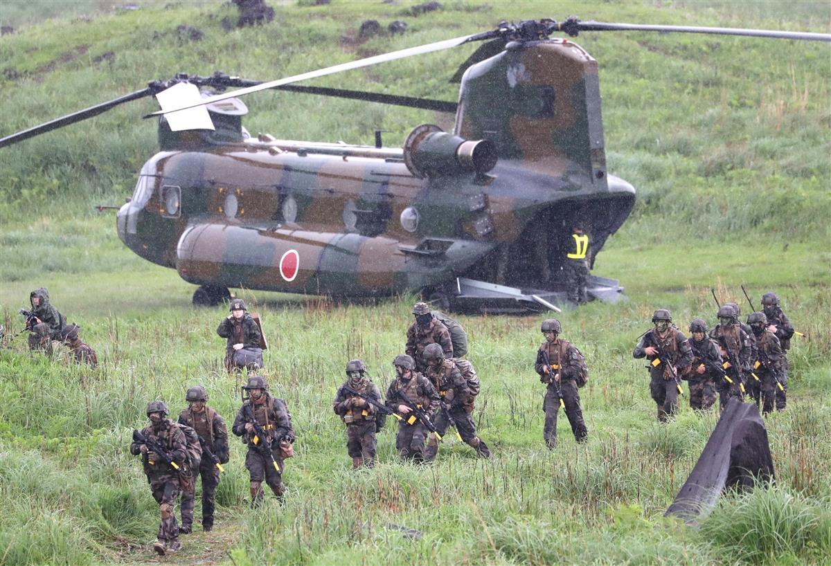 【動画】日米仏、共同訓練を定例化へ 中国念頭、離島防衛戦