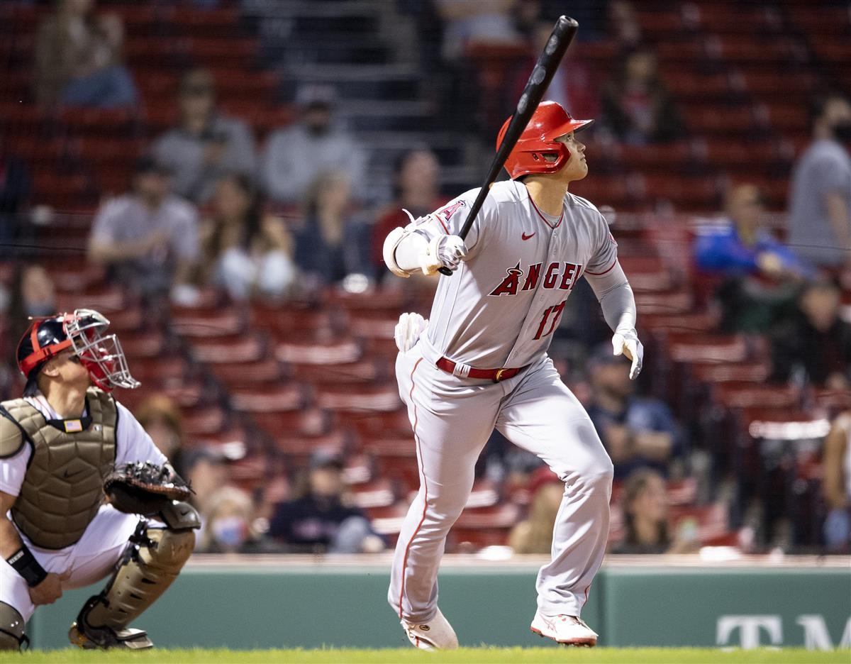 大谷が11号など2安打1打点 「有名なところに打てた」