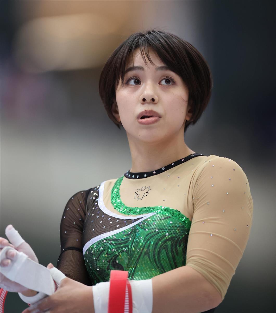 村上、NHK杯3度目Vで五輪切符