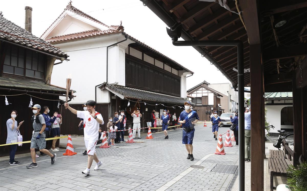 聖火 リレー 県 島根 東京2020聖火リレー、島根県のリレールートや出発・到着時刻を紹介
