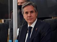ブリンケン米国務長官、北極評議会に出席へ 20日にアイスランドで米露外相会談