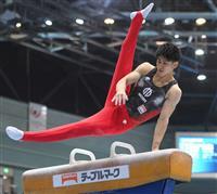 19歳の橋本、初Vで五輪へ 2位萱と初の代表切符