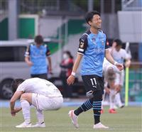 川崎、22戦無敗の新記録 G大阪は完敗