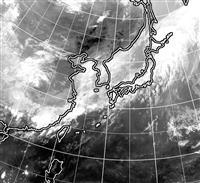 引き続き、広い範囲で荒天 梅雨前線活発、災害に警戒