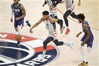 八村は16得点 ウィザーズ8位でPO進出決定戦へ NBA最終戦