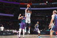 八村が第4Qに貴重なシュート ウィザーズ8位浮上に貢献 NBA