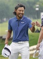 小平好調、4日連続27パット 来季シードを意識 米男子ゴルフ
