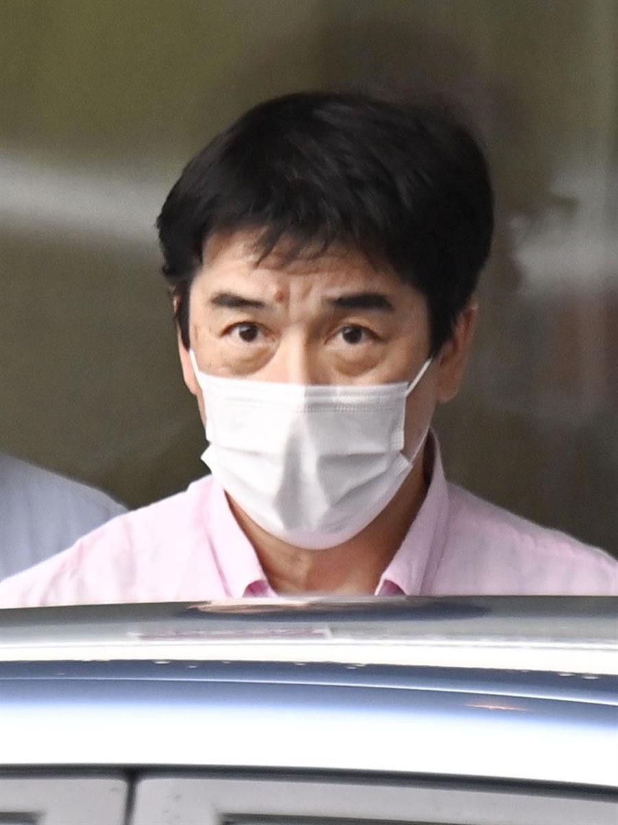 (WEB)リコール事務局長を逮捕