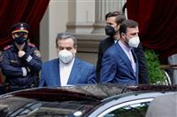イラン核協議、英仏独「確実な前進」 協議は来週再開