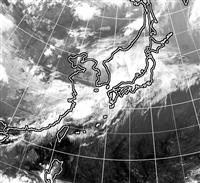 西、東日本で激しい雨 土砂災害、浸水に警戒を