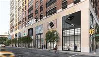 グーグル、NYに世界初の実店舗を今夏オープン