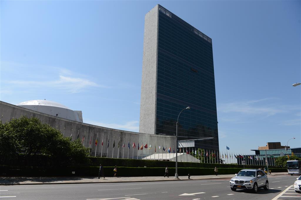 国連本部=米ニューヨーク