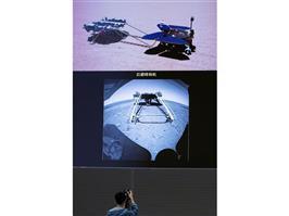 中国、火星地表探査に成功 米に次ぎ2カ国目