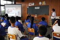 バチカンの文化学ぶ ネットで大使館と交流 つくばみらい市の中学校