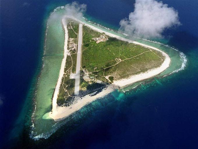 絶海の孤島・日本最東端の南鳥島【360°パノラマ】 - 360°パノラマ写真 ...