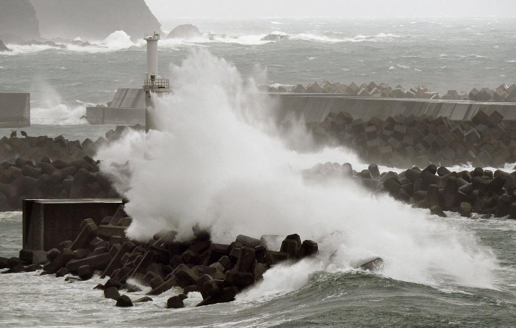 台風19号】高知県で大雨・洪水・...