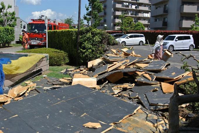 千葉 県 八千代 市 台風 被害