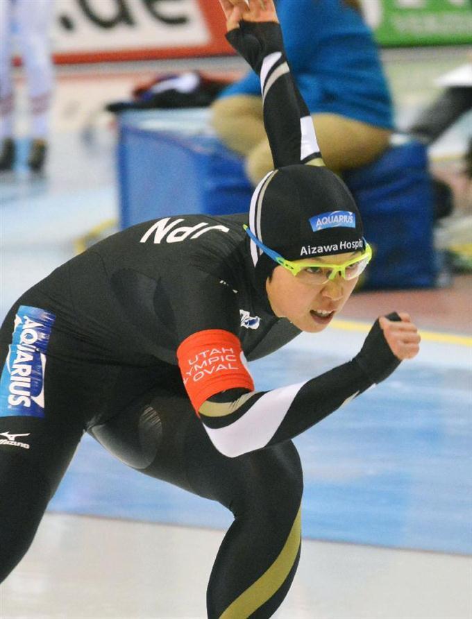クリズニコフ、史上初の33秒台 ...