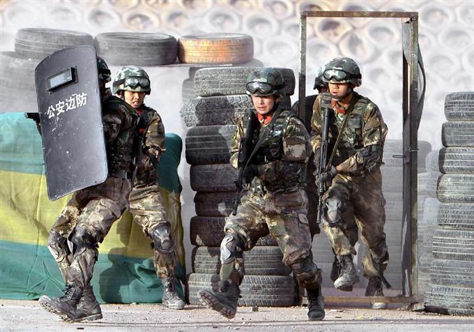 中国「反テロ法」に懸念 報道規制強化、近く可決か - 読んで見 ...