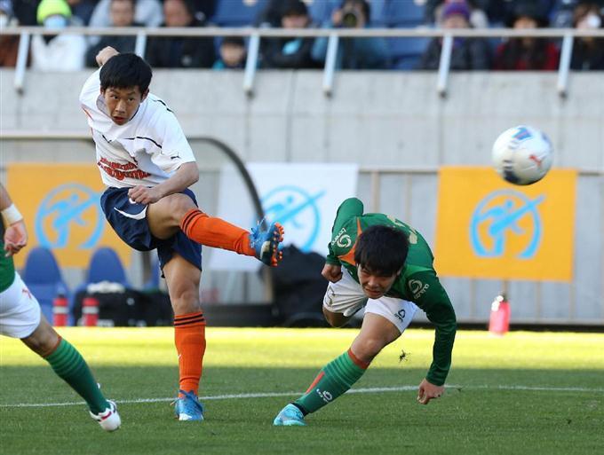 高校サッカー決勝 東福岡vs国学院久我山に決定!
