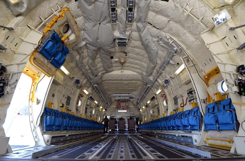 産経フォト次期主力輸送機「C-2」公開 圧倒的な航続距離と輸送力