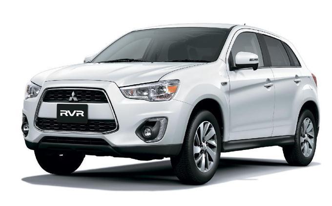 三菱自動車のスポーツタイプ多目的車(SUV)「RVR」