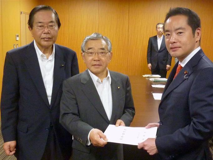 原子力防災強化を要望 島根知事、内閣副大臣に - サッと見ニュース ...