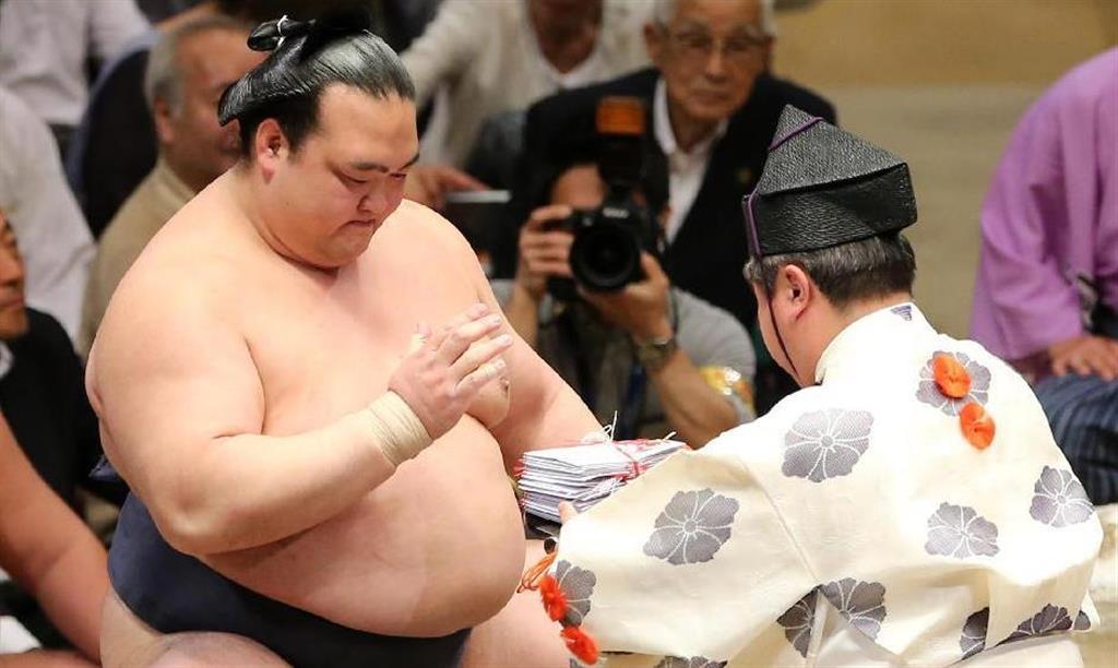 懸賞 金 大相撲