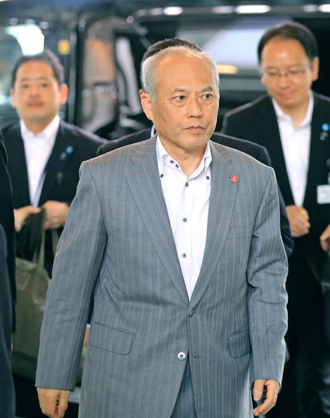 舛添都知事辞職へ 政治資金問題で引責 - サッと見ニュース - 産経フォト