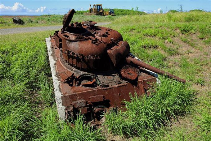 島民の〝疎開〟続く硫黄島 玉砕から70年 読んで見フォト 産経フォト