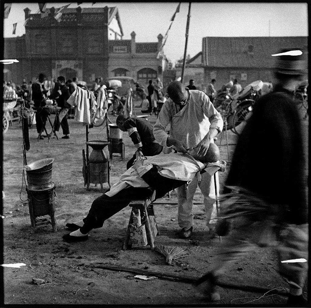 戦中の中国の写真を展示 華北地方で国策会社が撮影 - 読んで見フォト ...