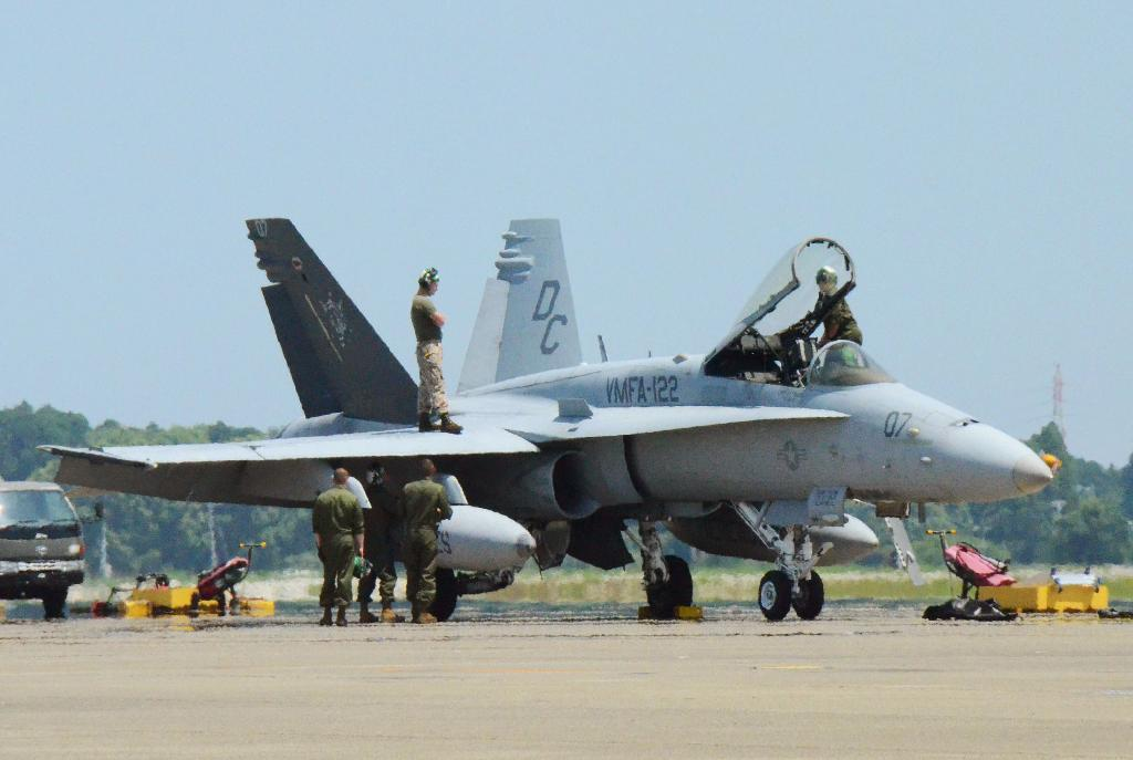 高知沖に米軍機墜落 パイロット...