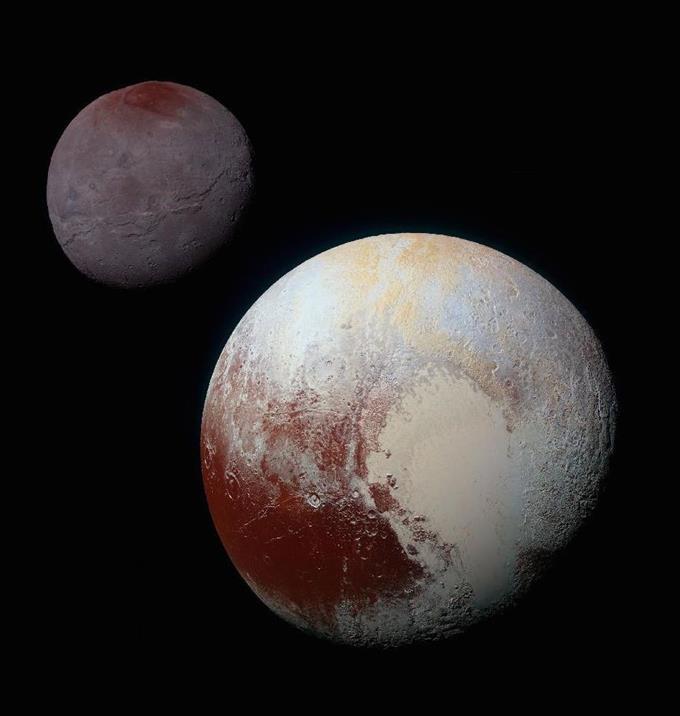 冥王星と衛星、衝突で誕生 クジ...