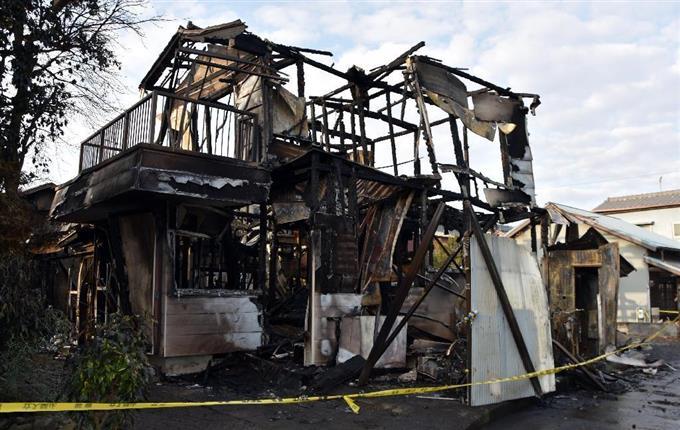 社員寮が全焼、焼け跡から2人の遺体 静岡市 - サッと見ニュース ...