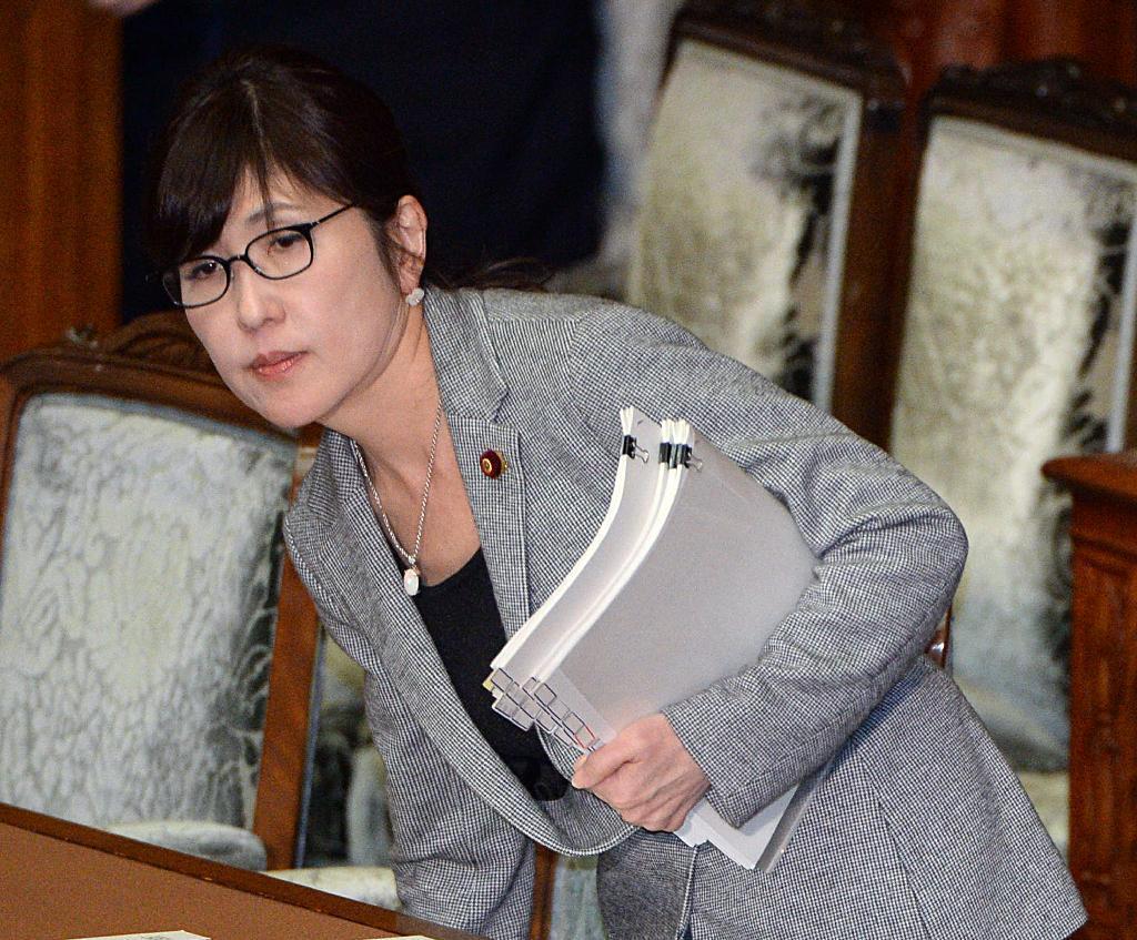 産経フォト稲田氏、答弁撤回し謝罪 森友訴訟の出廷問題