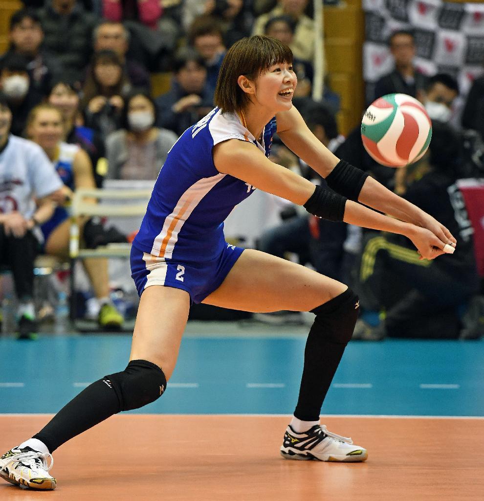 産経フォト「長い間ありがとう」 バレー・木村が現役最後の試合