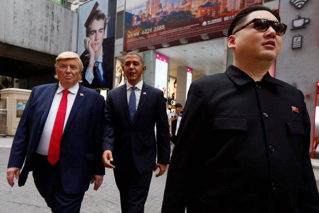 「そっくりさん 北朝鮮」の画像検索結果