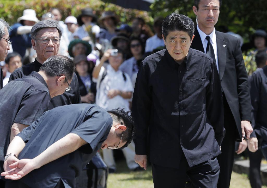 【悲報】安倍ぴょん、国民をナメる 「阪神・鳥谷は鼻の骨を折っても試合に出た。私も国会で罵声浴びてもへこたれないと思う次第であります」 [無断転載禁止]©2ch.net [785146532]YouTube動画>2本 ->画像>86枚