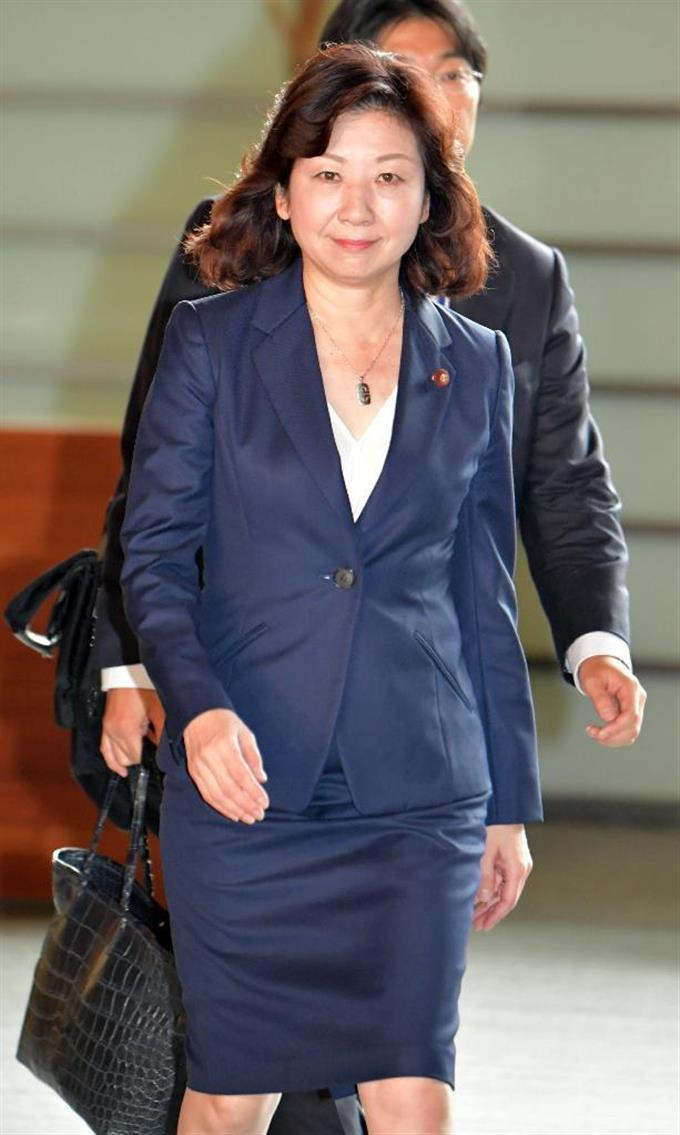 総裁選「多様性が必要」 野田聖子総務相、出馬に意欲 靖国参拝は