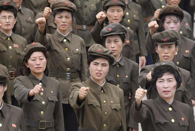 主婦団体も国連決議非難 北朝鮮...